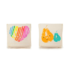 Organic Cotton Snack Pack - Mama Loves