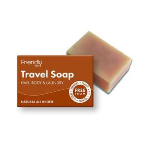 Multi Purpose Travel Soap