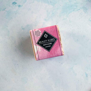 Beauty Kubes Bath Cubes - Unwind