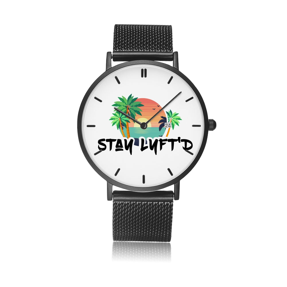 """Stay Lyft'D"" Time Piece"