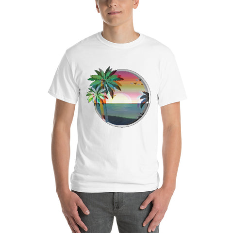 """From The Farm"" Silver Trees ""Palm to the Palm"" Tank"