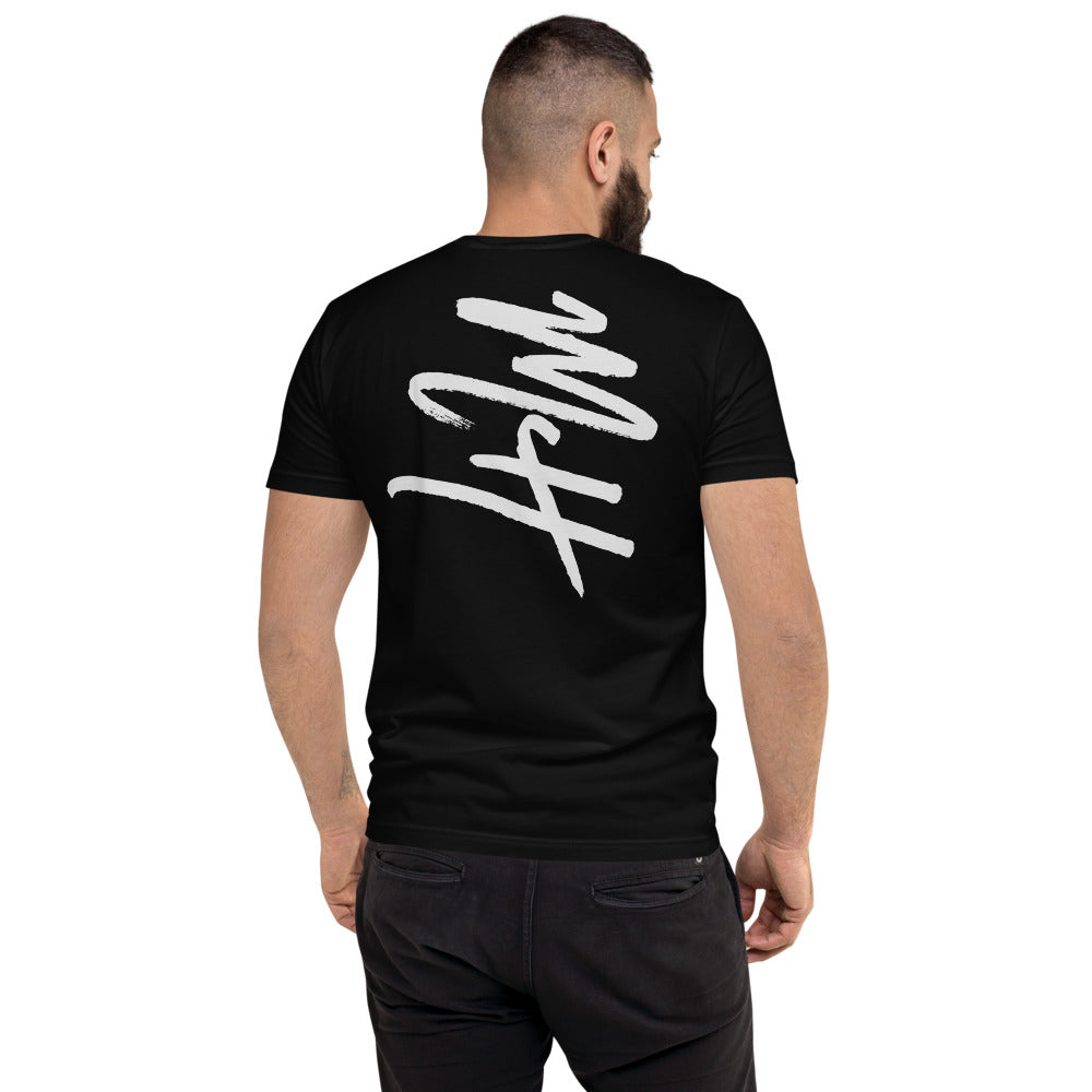 "Wav'Y Fashion line - ""The Wav'Y Double L"" T-Shirt"