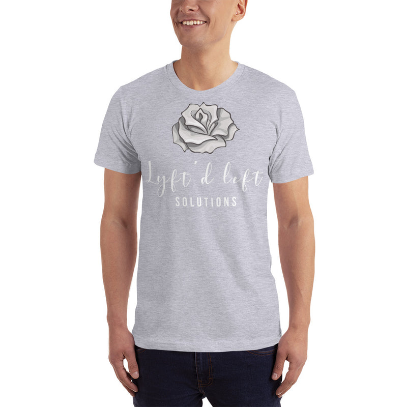 Guy's Lyft'D Roses T-Shirt