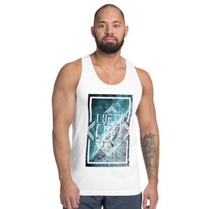 "Wav'Y Fashion line - ""Wav'Y Chaos"" -Tank Top"