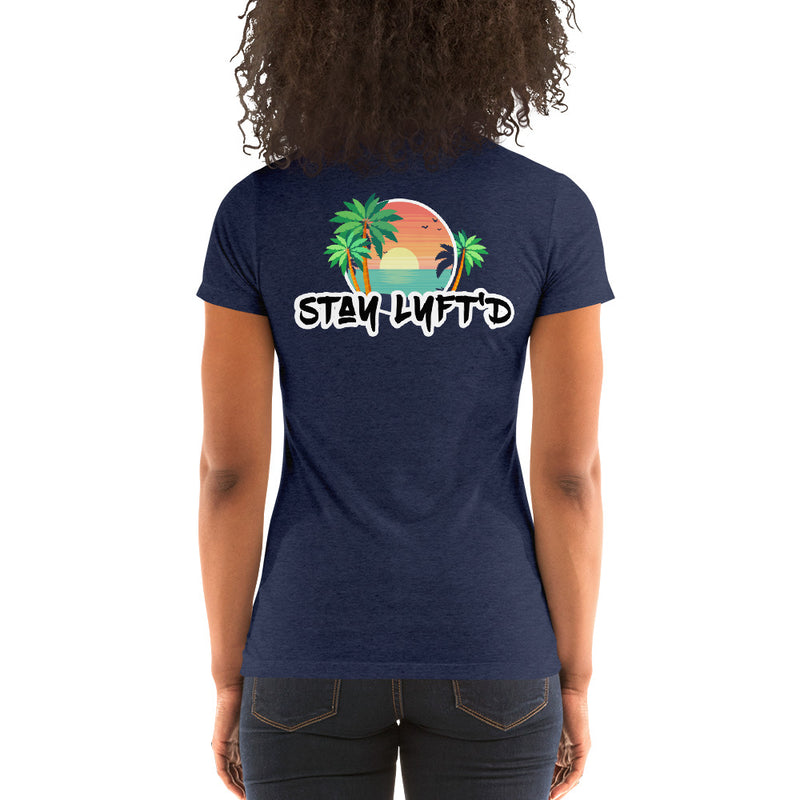 Women's Stay LYFT'D t-shirt