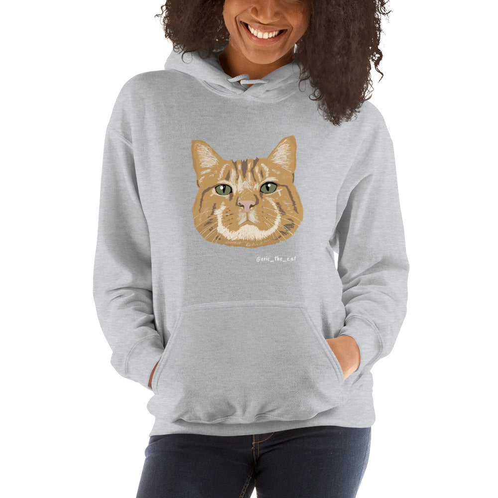 Hooded Sweatshirt in Variety of Colours