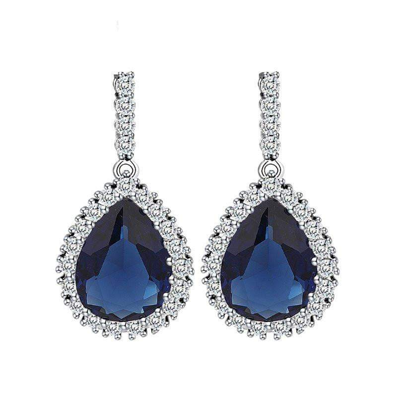 Annabelle Earrings Blue