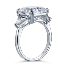 Load image into Gallery viewer, Solid 925 Three-Stone Luxury Ring