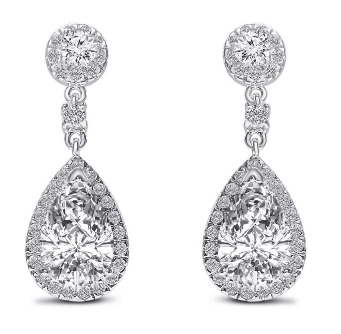 Mayfair Cubic Zirconia Earrings