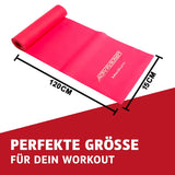ActiveVikings® Fitnessbänder Set 1,2m