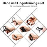 ActiveVikings® Handtrainer Fingertrainer Set