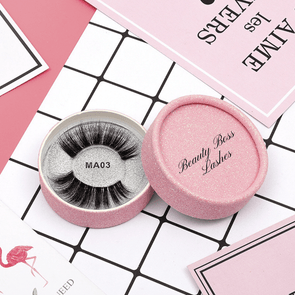 The Anastasia Pink Boudoir Beauty Boss Lashes #MA03