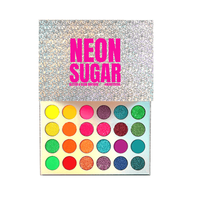 The Neon Sugar Ultra Glitter Palette