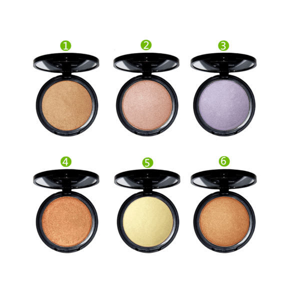 Elite Glow Highlighting & Bronzing Powder
