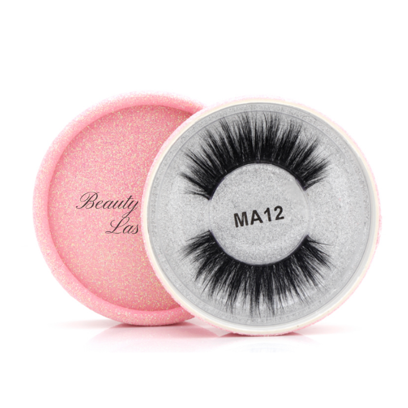 The Ariana Pink Boudoir Beauty Boss Lashes #MA12
