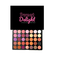 Load image into Gallery viewer, Sweet Delight 35 Colour Palette - #BEAUTYBOSS