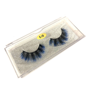 Blue Spicy Skies Beauty Power Lash C-16