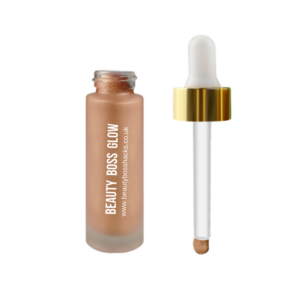 The Ultra Pigment Blend - #BEAUTYBOSS Glow Drops 2.0