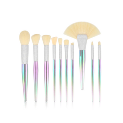 Halo Holographic Makeup Brushes