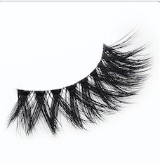 The Christina Lash - Pink Glitter Box Boudoir Lash MA10