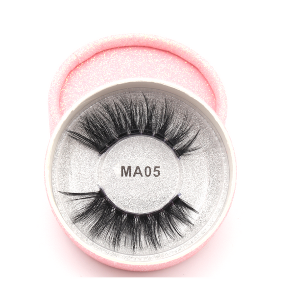 The Willow Pink Boudoir Beauty Boss Lashes #MA05