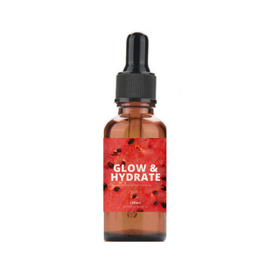 100% Pure Glow & Hydrate Watermelon Seed Oil