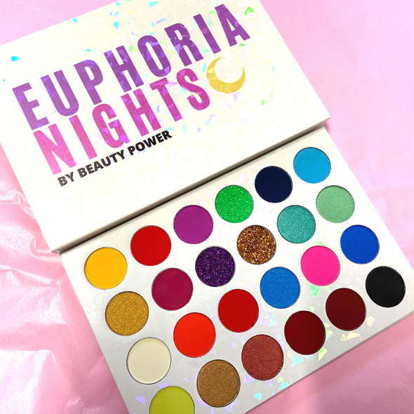 Euphoria Nights - Ultra Colour Bold Palette