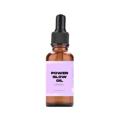Power Glow - 100% Pure Rose Hip Oil