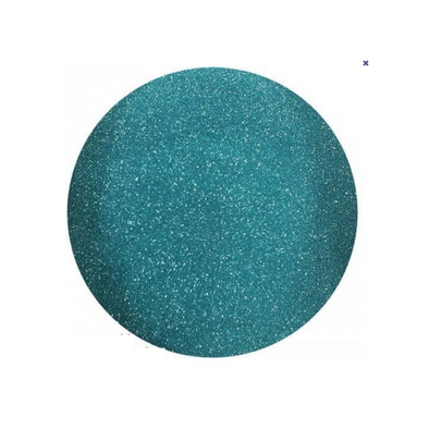 Tropical Turquoise Microfine - Biodegradable Glitter 10g