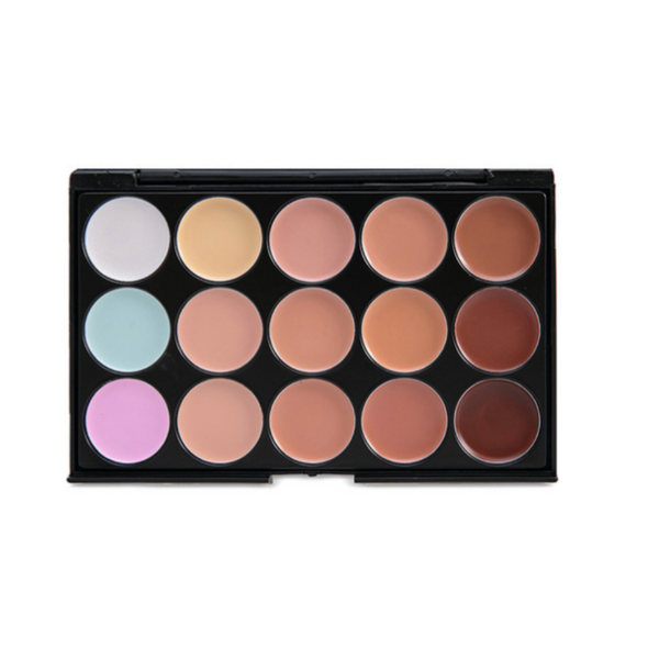 Fix It - Corrector Concealer Contour Palette