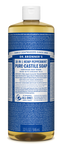 Peppermint - Pure-Castile Liquid Soap