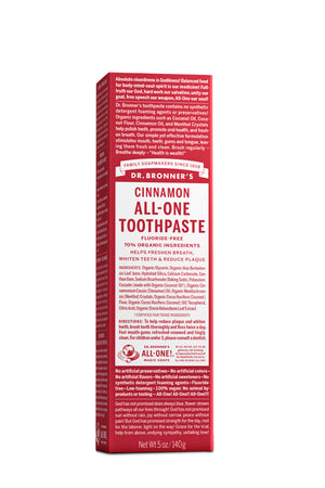 Cinnamon - All-One Toothpaste