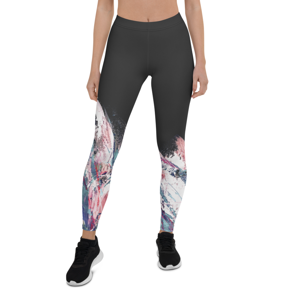Palette Anthracite Cité Leggings