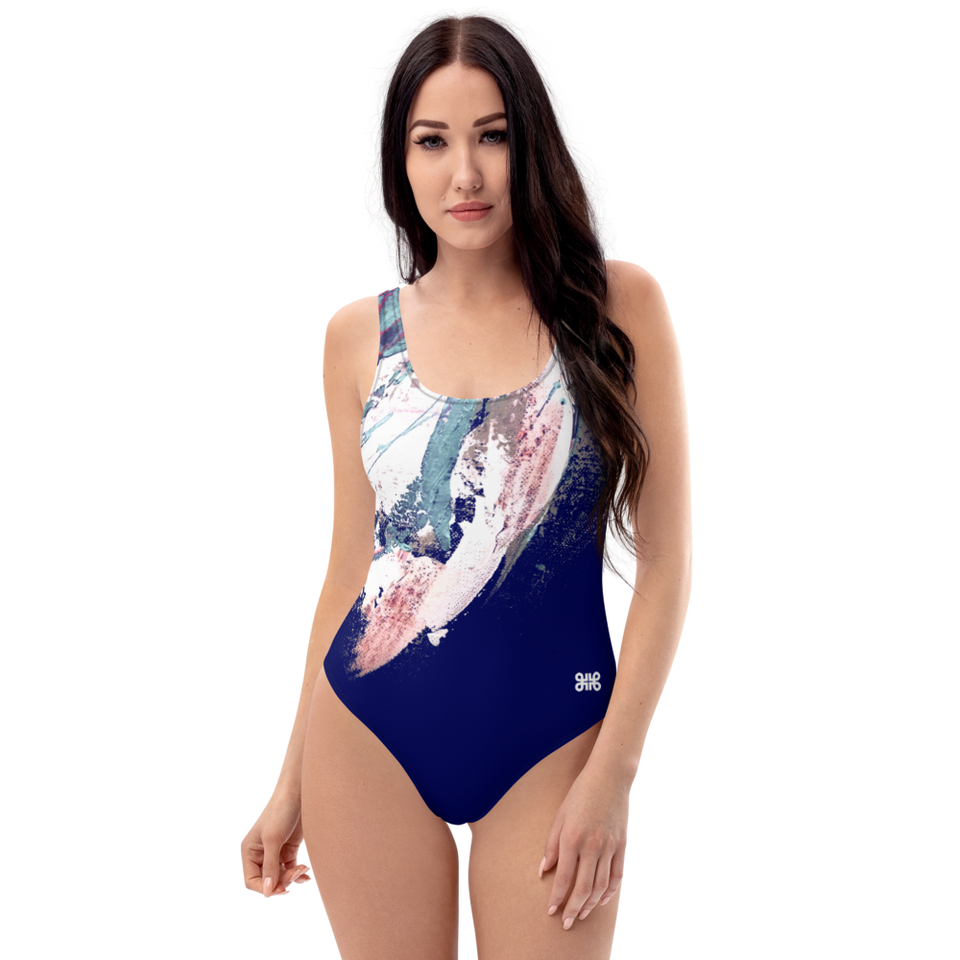 Palette Bleue One-Piece Swimsuit