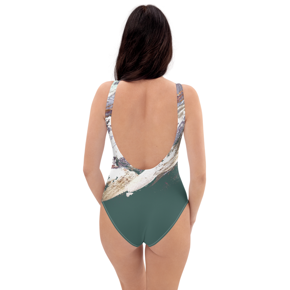 Palette Verte One-Piece Swimsuit