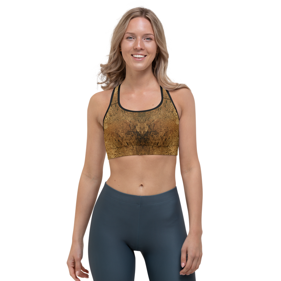 Rêves d'Or Active Bra