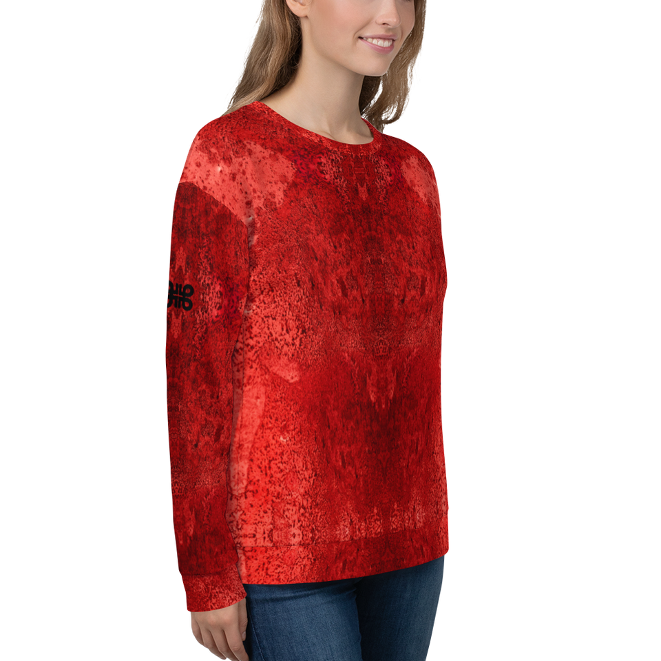 Rêves Rouge Sweatshirt
