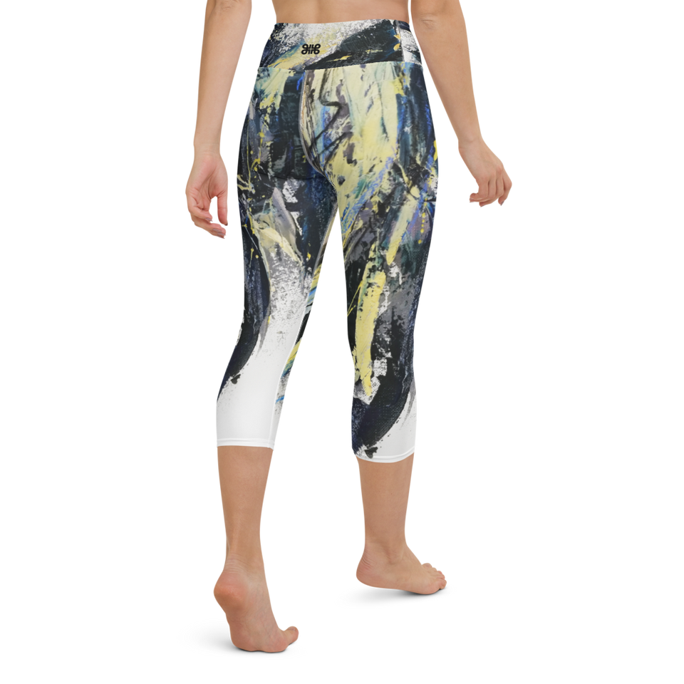 Passion High-Rise Capri Leggings