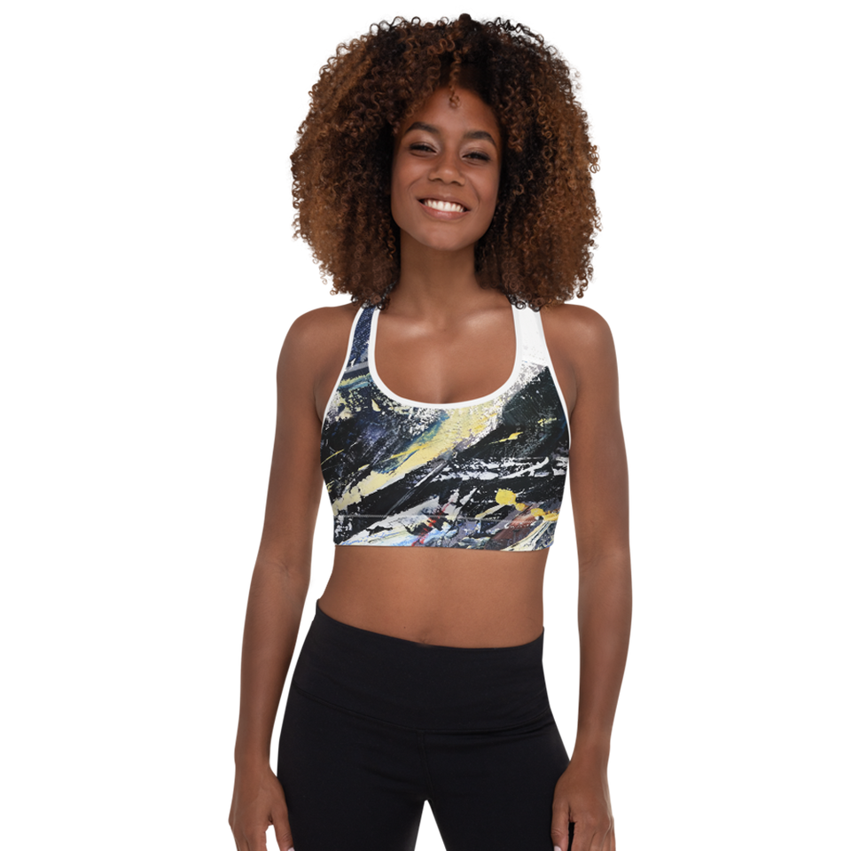 Passion Padded Sports Bra