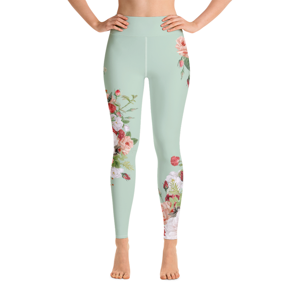 MA Mint High-Rise Leggings