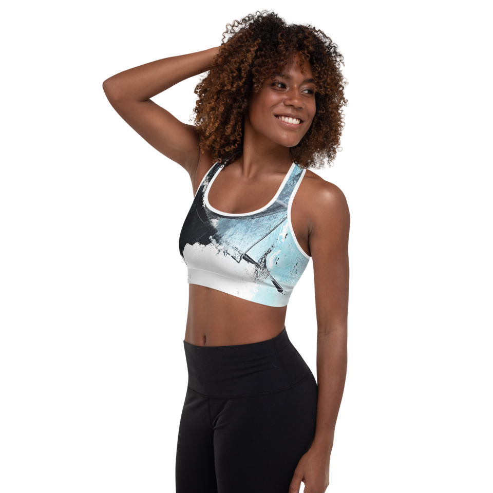 Nuit Blanche Padded Sports Bra