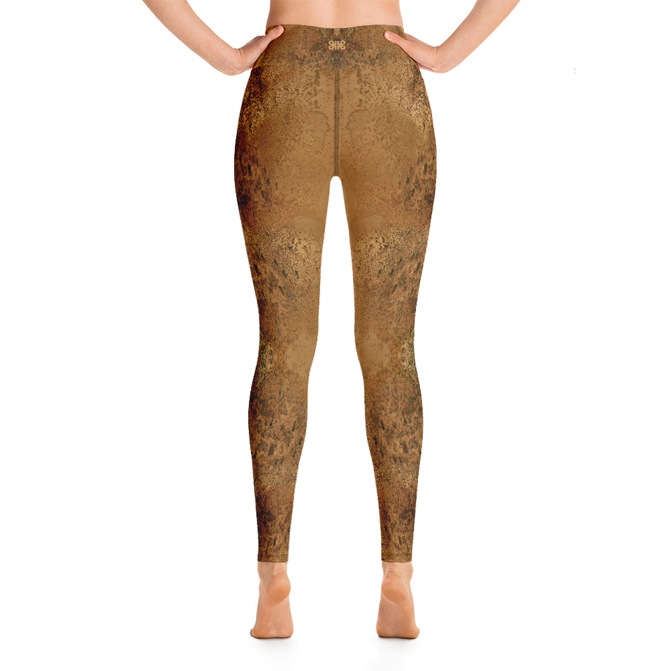Rêves d'Or High-Rise Leggings