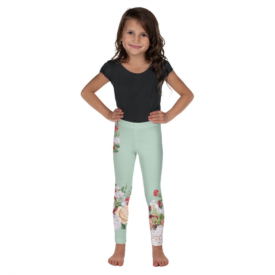 MA Mint Kids Leggings