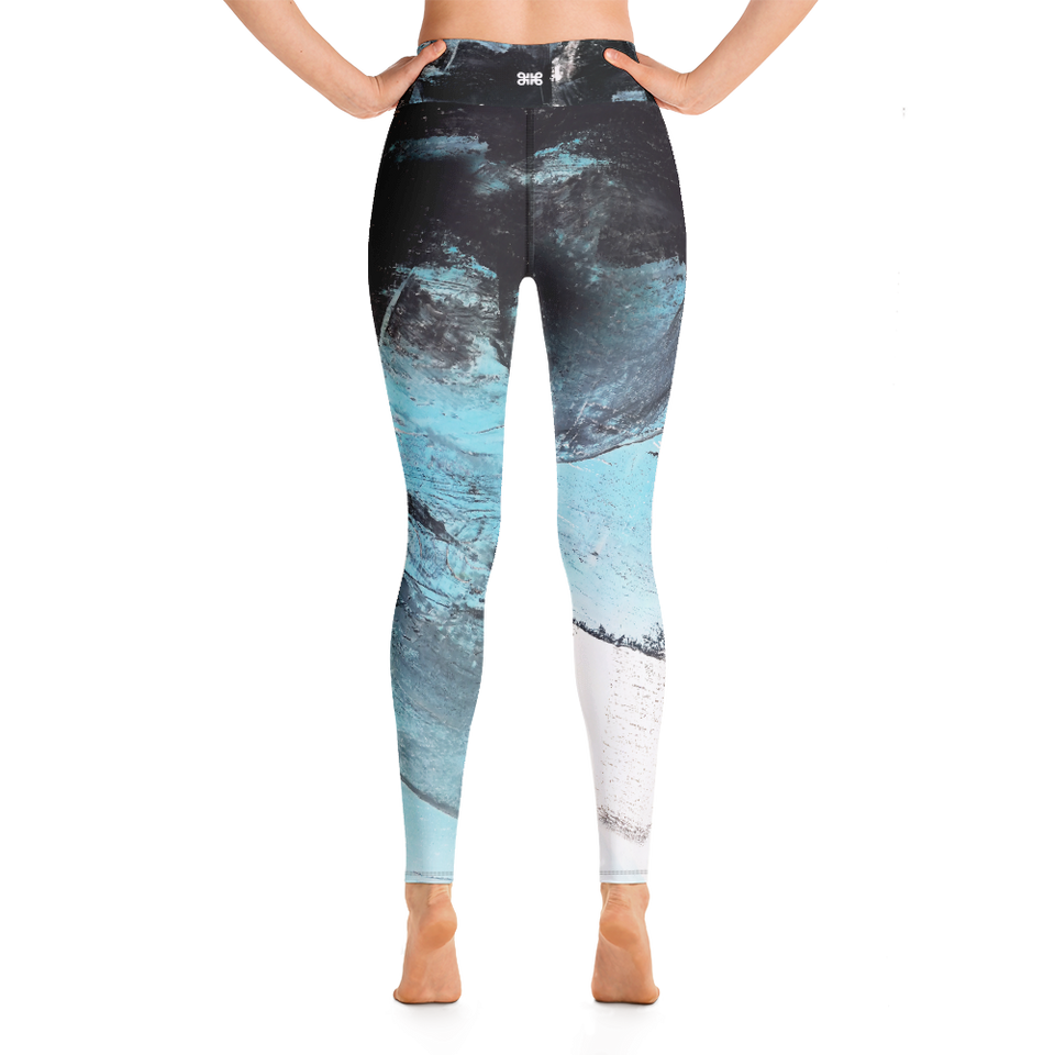 Nuit Blanche High-Rise Leggings