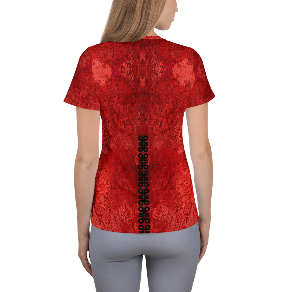 Rêves Rouge Active Tee