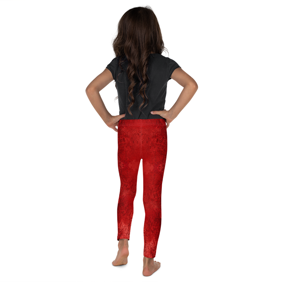 Rêves Rouge Kids Leggings