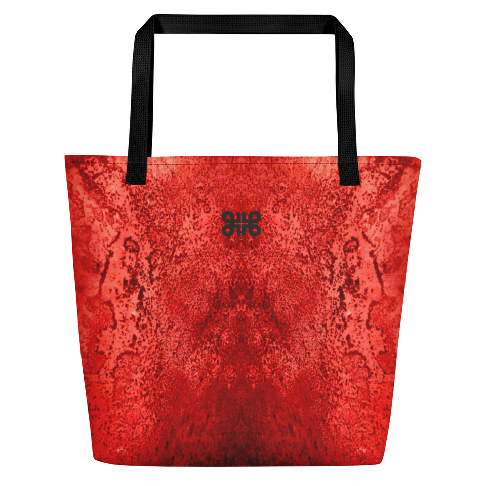 Rêves Rouge Grand Tote