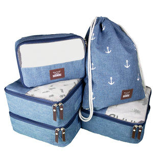 Seeherz Packing Cubes Set