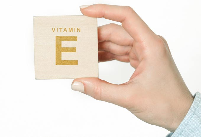 Vitamin E is an ingredient in Live Now Skincare's Ultra Moisturiser