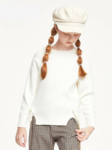 Girls sweater sweet clothes